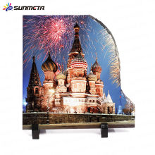 Sublimation rock schiefer foto hitze presse stone -factory direkt