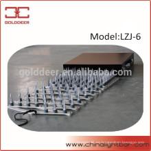 Bloque de aluminio tráfico camino aguijón espiga sistema (LZJ-6)