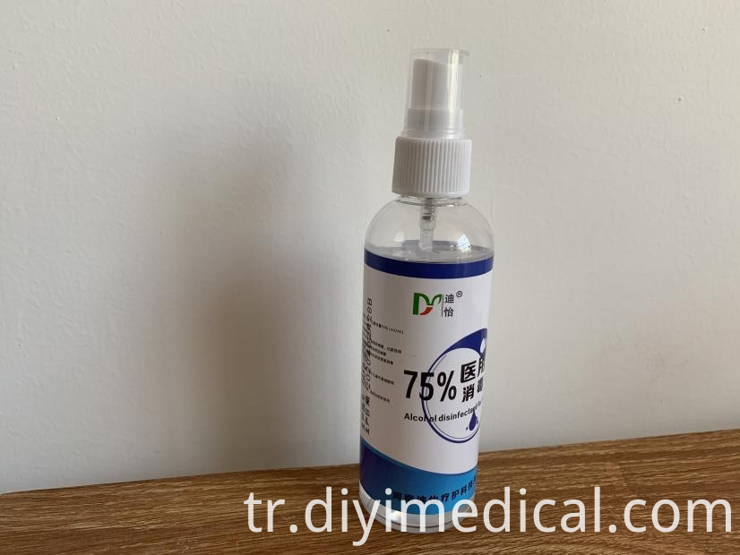 100ML Alcohol Hand Sanitizer