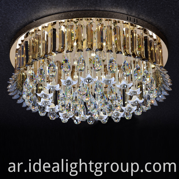 light fixtures crystal lighting