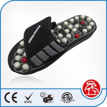 Venda quente pé massagem sandálias 2014