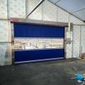 Hong fa Puertas con cortina de PVC