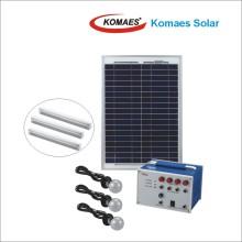 20W PV Panel Solar Panel Home Solar System with TUV IEC Mcs CE Inmetro Idcol Soncap Certificate