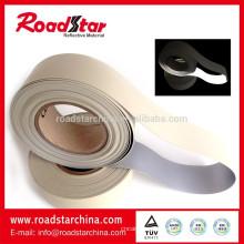 0,6 mm reflektierende PVC Schaum Kunstleder