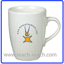 400ml Keramik Becher mit Henkel (R-3046)