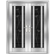 puertas de acero inoxidable resistente al agua
