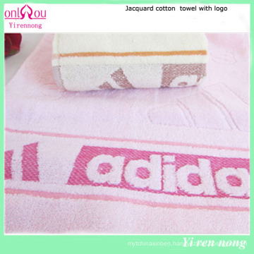 Sports Cotton Towel with Logo Face/Hand Towel