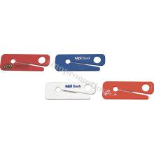 Promocionais abridor de cartas plástico Mini Abridor Gift Lp112