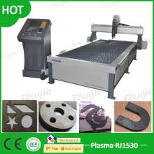 Terno da máquina do cortador do plasma da indústria do CNC para o metal Rj1530
