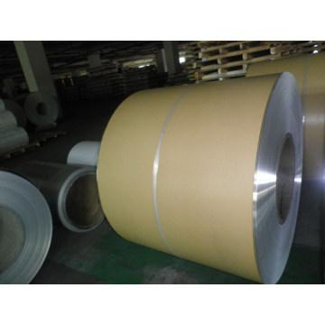 Алюминиевый облицовочный лист с крафт-бумагой для изоляции