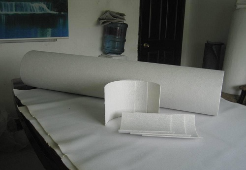 White Coated Polyester Stitchbond Nonwoven For Mattress