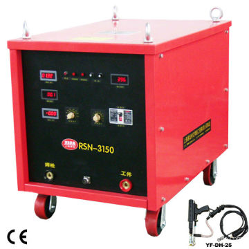 RSN-3150 Classic Thyristor (Silicon Control) Giant Weld Machine for M6-M36 Studs