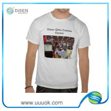 Benutzerdefinierte Siebdruck t-shirt