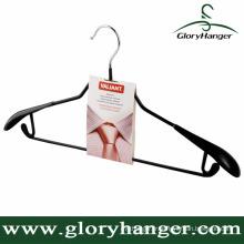 Coussins larges en tissu d'épaule 2016 avec clips en métal revêtu de PVC