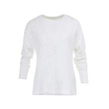 Wholesale Breathable Crew Neck Custom Logo Polyester Blank White Women T-Shirt