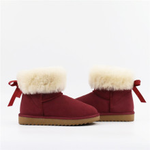 Outdoor Women's Boots With Bailey Bow