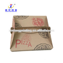 Customize Color!Custom White Cardboard or Corrugated Paper Packaging Pizza Boxes
