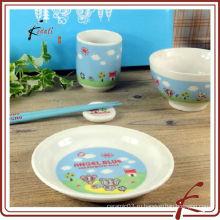 Новая дизайнерская керамическая посуда для детей