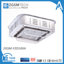 100W LED Gas Station Light Surface Mounting