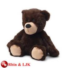 Conozca EN71 y ASTM estándar ICTI juguete de peluche de fábrica al por mayor peluche de juguete oso marrón