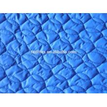 Tecido acolchoado, tecido de revestimento do inverno parca