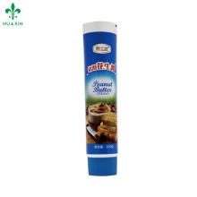 El plástico caliente de la venta exprimió el empaquetado de categoría alimenticia del tubo de envasado de alimentos