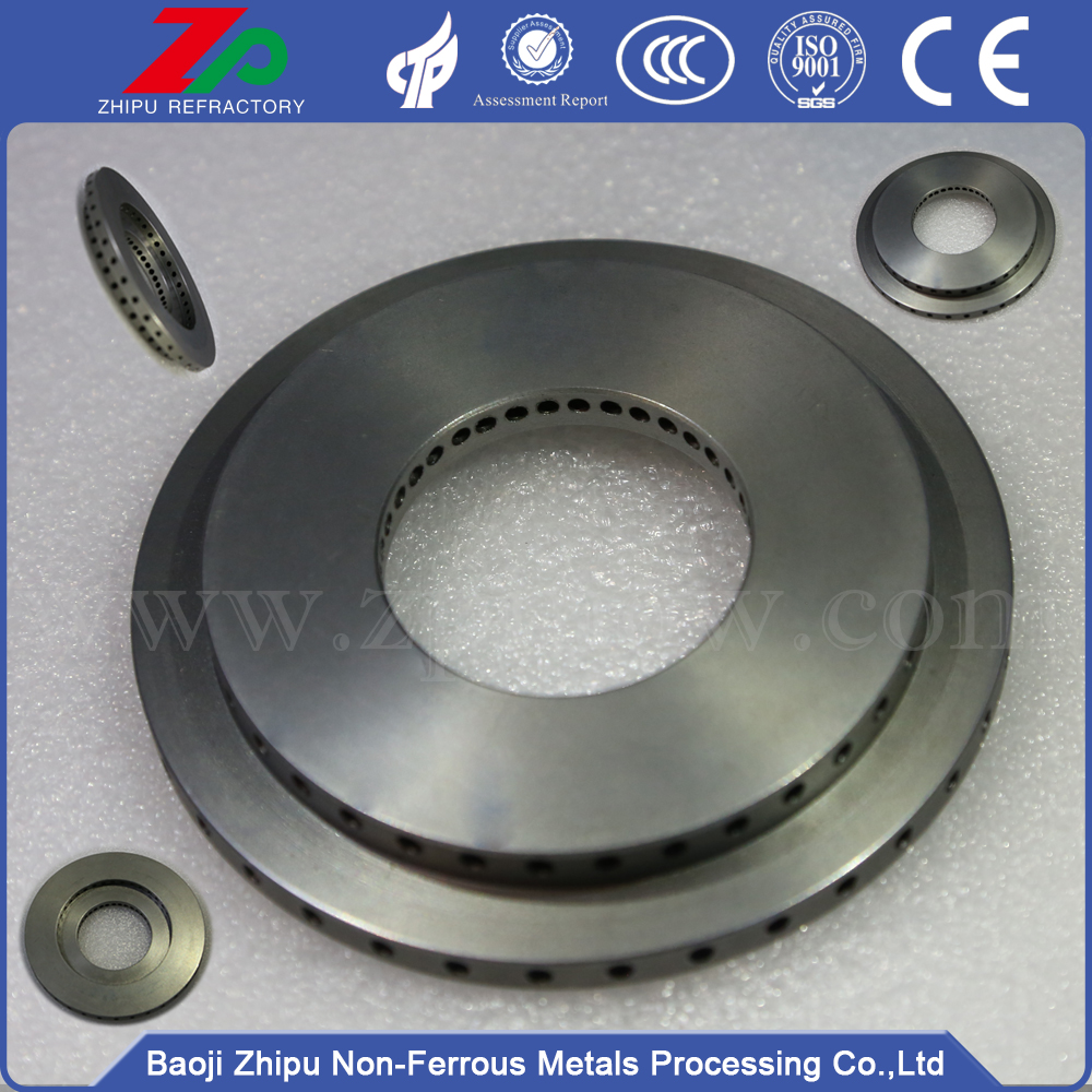 Stainless steel raised face customizable tube flange