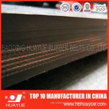 Ep800/4 Fabricted Heat Resistant Rubber Conveyor Belt