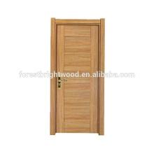 Puerta interior de estilo melamina