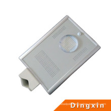 12W LED Integrated All in One Sensor Solar Street Light