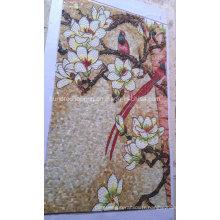 Motif d'art de mosaïque / image de mosaïque (HMP784)