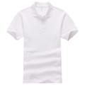 En gros Chine Usine Personnalisé Blanc Hommes Polo T-shirt
