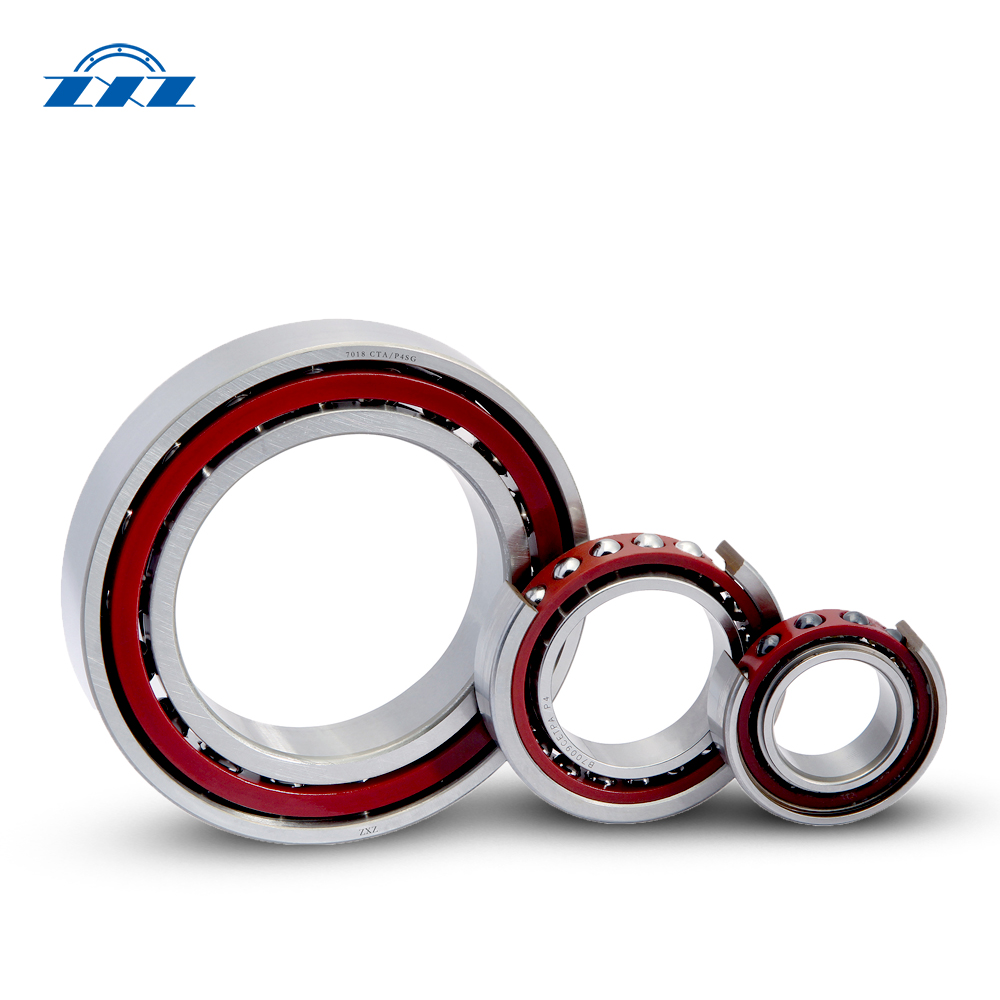 Hing Precision Angular Contact Ball Bearings Universal Matched Pair Bearings