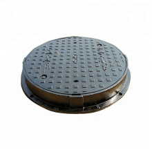 Supply Square and Round Ductile Cast Iron Manhole Cover