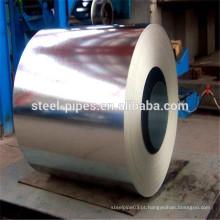 Bobina de aço carbono