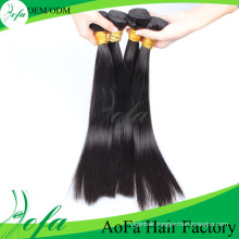 7A Grade 100% Indian Virgin Hair Human Remy Hair Weft