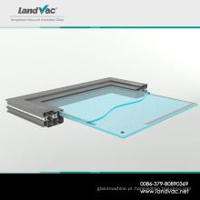 Tijolo de vidro de alto vácuo para congelador Landglass