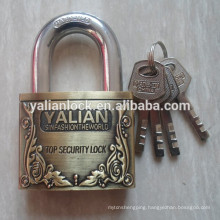 zinc alloy disc mechanism anti cut lock