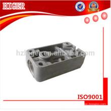 выполненные на заказ алюминиевые умирают коробка охладителя литья