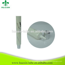 5g small cosmetics white empty PE eye cream soft tube for sale