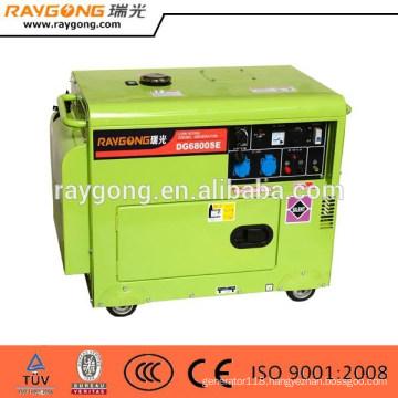 5KW Silent Power generator sets