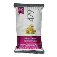 Back Sealed Poocorn Bag, Laminated Food Bag Wholesale