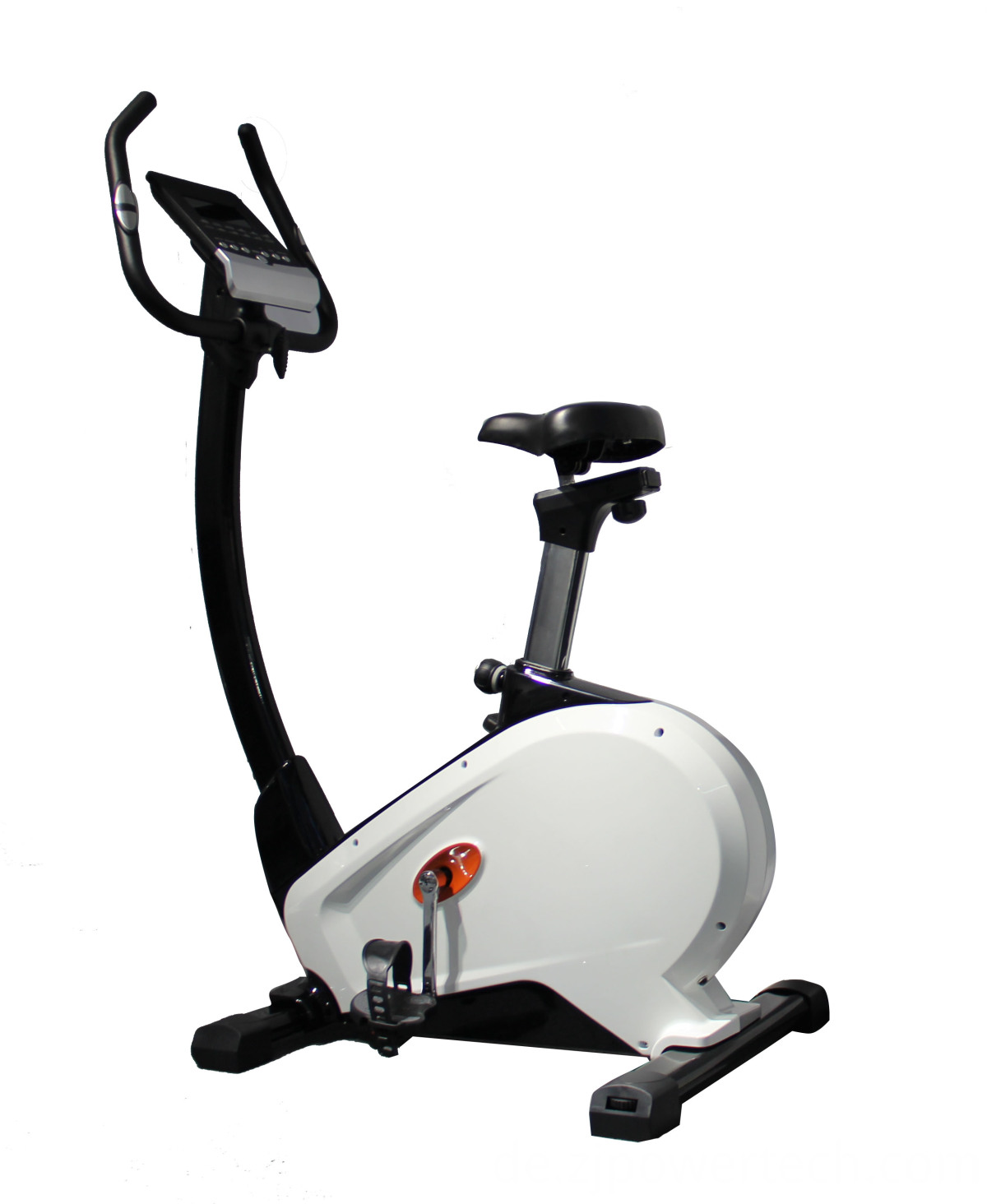 Exercise Bike White