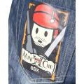 Pâtes blanches et claires pour les jeans