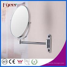 Fyeer lado duplo volume de negócios wall mounted espelho de maquilhagem (m0118)