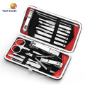 high end quality professional hotel manicure set