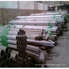 Tubo / tubo de aço inoxidável ASTM 347