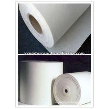 Alfombra de poliéster utilizado para la membrana impermeable SBS