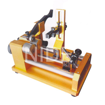Shaft Concentricity Tester Motor Shaft Manufacturing Machine