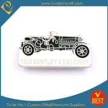Custom Synthetic Enamel Car Badge für Souvenir